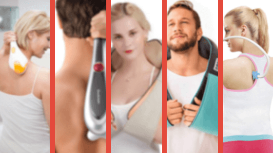 Health Benefits of a Massager